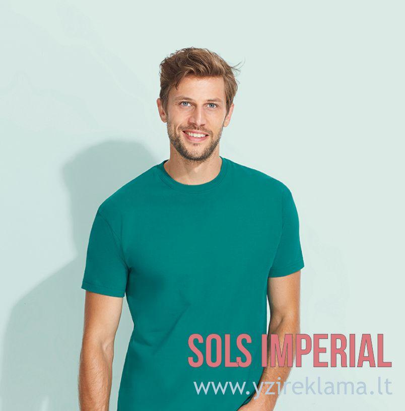 Marškinėliai suaugusiems IMPERIAL